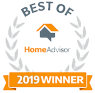 Best of HomeAdvisor Winner 2019