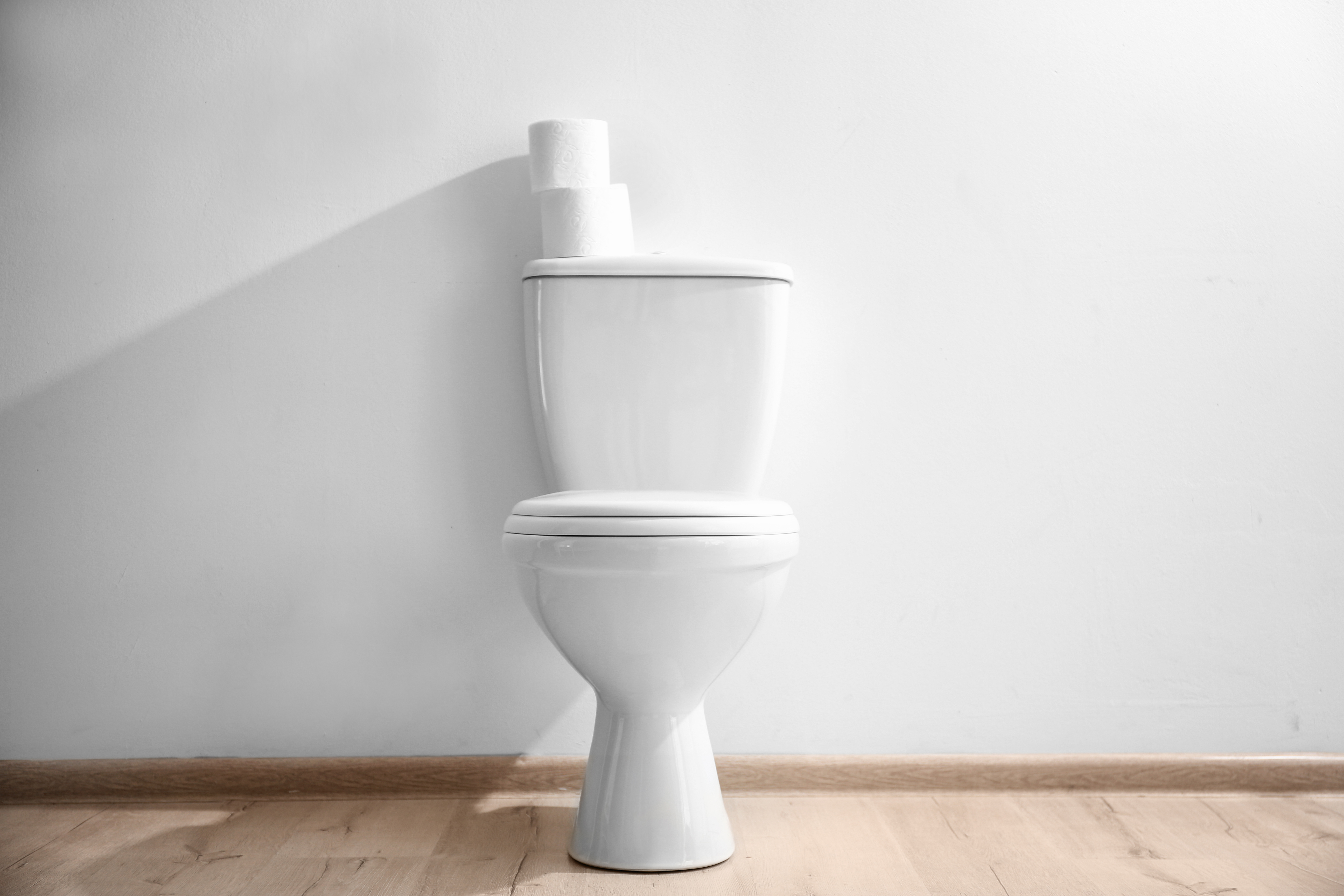 Integrated Base Toilets